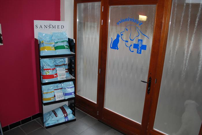 Aliments diététiques Sanimed